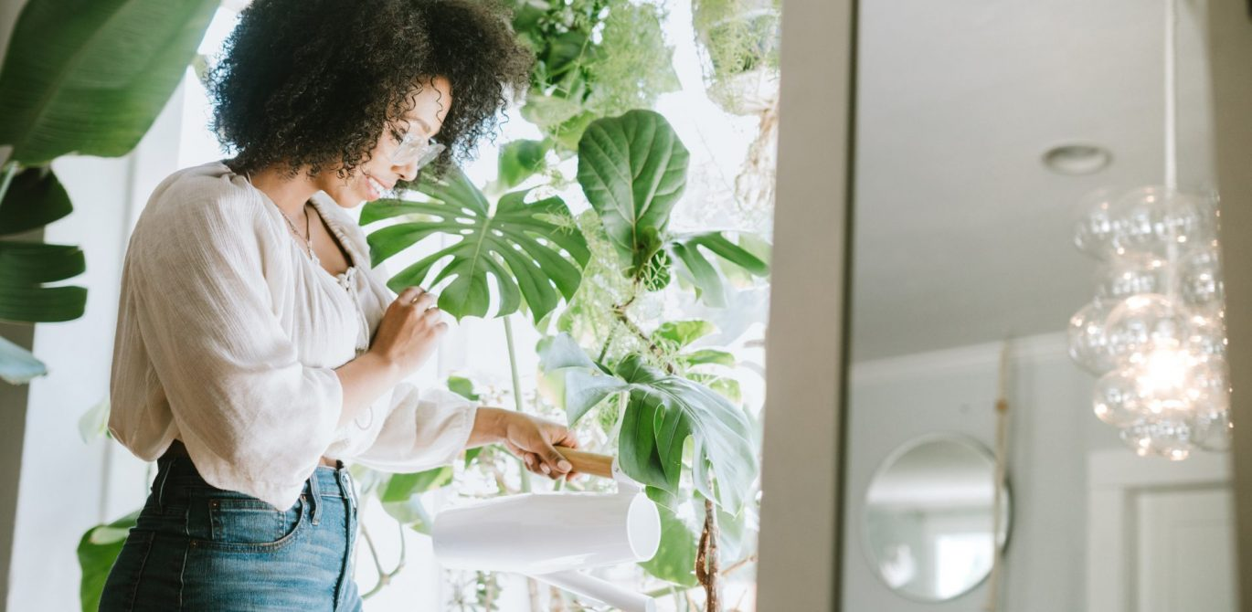 Keen to be green? Tips for an eco-friendly interior