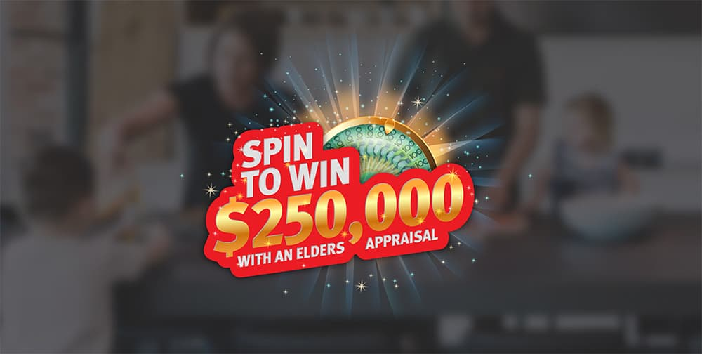 Spin to Win web banner