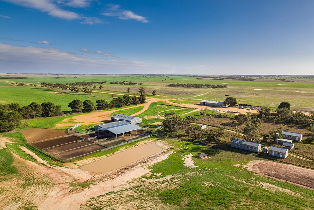Elders brokers record farmland sale