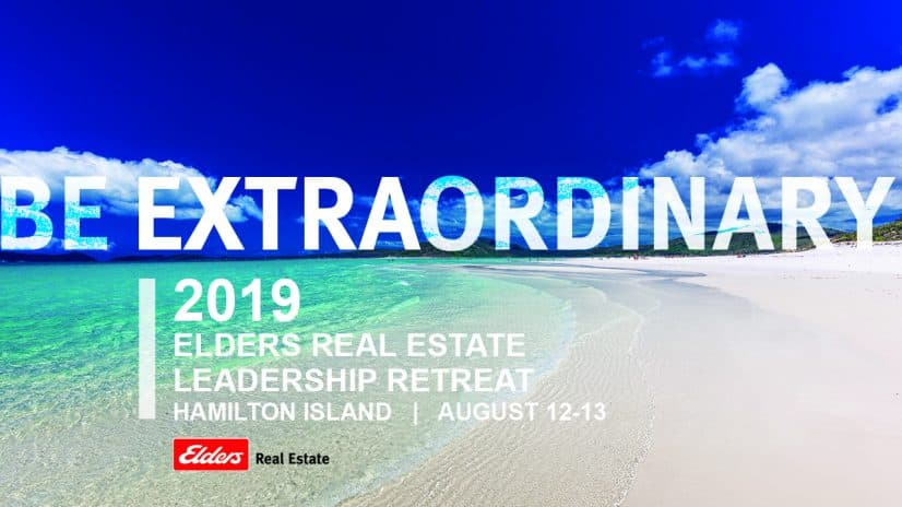 Leadership Retreat - Be Extraordinary
